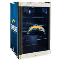NFL Los Angeles Chargers 4.6 cu. ft. Beverage Cooler