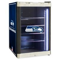 NFL Seattle Seahawks 2.5 cu. ft. Beverage Cooler