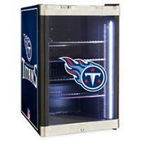 NFL Tennessee Titans 2.5 cu. ft. Beverage Cooler