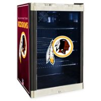 NFL Washington Redskins 4.6 cu. ft. Beverage Cooler