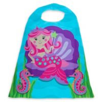 Stephen Joseph® Mermaid Cape in Teal