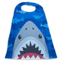 Stephen Joseph® Shark Cape in Blue