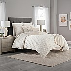 KAS Eden Full/Queen Duvet Cover in Ivory