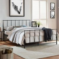 Modway Estate King Bed in Brown