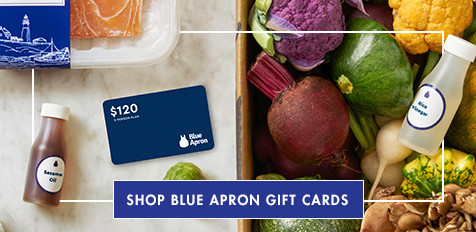 Shop Blue Apron Gift Cards Image
