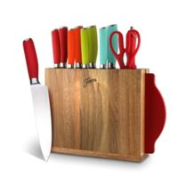 Fiesta® 12-Piece Knife Block Set