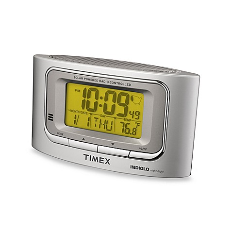 Bed Bath And Beyond Alarm Clock Light