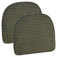 Klear Vu Staten Gripper® Chair Pad in Herb (Set of 2)