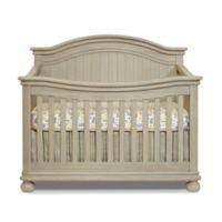 Sorelle Finley 4-in-1 Convertible Crib in Heritage Fog