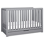 carter's® by DaVinci® Colby 4-in-1 Crib with Drawer in Grey