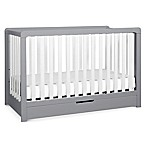 carter's® by DaVinci® Colby 4-in-1 Crib with Drawer in Grey/White