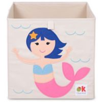 Olive Kids Mermaids Storage Cube