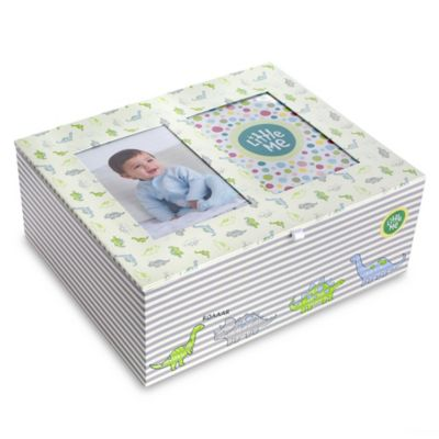 Baby Milestones u003e Little Me® Dinosaurs Keepsake Box  sc 1 st  buybuy BABY & Keepsake Box for Baby from Buy Buy Baby Aboutintivar.Com