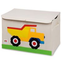 Olive Kids Dump Truck Toy Chest