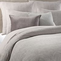 Wamsutta® Vintage Textured Jacquard Twin Duvet Cover in Grey