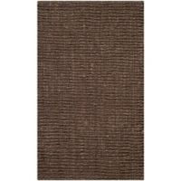 Safavieh Natural Fiber Mallory 2-Foot 6-Inch x 4-Foot Accent Rug in Brown