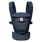 Ergobaby™ Adapt Cool Air Mesh Newborn to Toddler Baby Carrier in Deep Blue