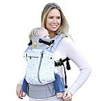 LÍLLÉbaby® Complete All Seasons Baby Carrier in Gray Frosted Rose