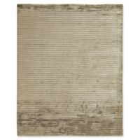 Exquisite Rugs High Low 6-Foot x 9-Foot Area Rug in Beige