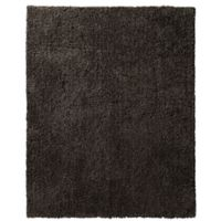 VCNY Home Milo 8-Foot x 10-Foot Shag Area Rug in Chocolate