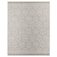 Mohawk Home Oasis Nauset 5-Foot 3-Inch x 7-Foot 6-Inch Area Rug in Silver