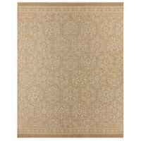 Mohawk Home Oasis Nauset 8-Foot x 10-Foot Area Rug in Natural