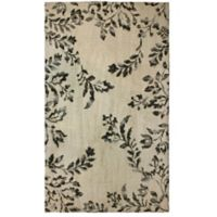 Laura Ashley® Winchester 8-Foot x 11-Foot Area Rug in Taupe
