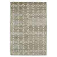 Kaleen Solitaire Tribal 9-Foot 6-Inch x 13-Foot Area Rug in Oatmeal