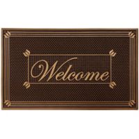 Storm Trooper 18-Inch x 30-Inch Welcome Mat in Copper