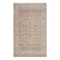 Couristan® Patina Qum 3-Foot 11-Inch x 5-Foot 6-Inch Area Rug in Green