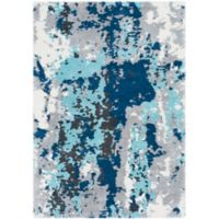 Surya Moyers 2-Foot x 3-Foot Accent Rug in Grey