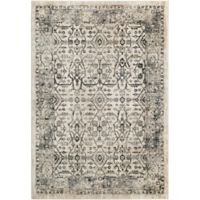 Surya Clymer 5-Foot 3-Inch x 7-Foot 6-Inch Area Rug in Grey