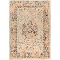 Surya Sylva Classic 7-Foot 10-Inch x 10-Foot 3-Inch Area Rug in Burnt Orange