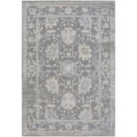 Surya Idabel 5-Foot 3-Inch x 7-Foot 6-Inch Area Rug in Medium Grey