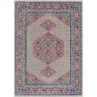 Surya Daphne 5-Foot 3-Inch x 7-Foot 3-Inch Area Rug in Purple