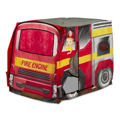 Playhut® Vehicle Fire Engine Pop-Up Tent  sc 1 st  Bed Bath u0026 Beyond & Buy Kid Pop Up Tent from Bed Bath u0026 Beyond