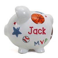 Child to Cherish™ All Star Piggy Bank