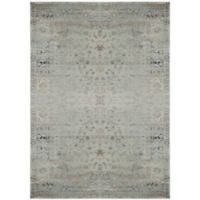 Safavieh Vintage Amelia 8-Foot 10-Inch x 12-Foot 2-Inch Area Rug in Light Blue