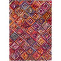 Surya Wolseley 6-Foot 7-Inch x 9-Foot 6-Inch Multicolor Area Rug