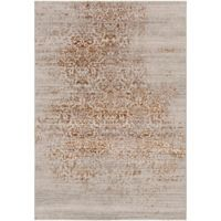 Surya Norvell 5-Foot x 8-Foot Area Rug in Cream/Blue
