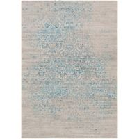 Surya Norvell 5-Foot x 8-Foot Area Rug in Cream/Tan