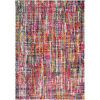 Surya Elroy 6-Foot 7-Inch x 9-Foot 6-Inch Multicolor Area Rug