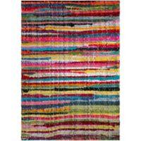 Surya Elrose 6-Foot 7-Inch x 9-Foot 6-Inch Multicolor Area Rug