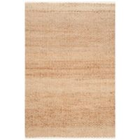 Safavieh Natural Fiber Shelby 5-Foot x 8-Foot Area Rug in Ivory/Natural