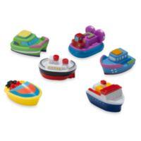 Elegant Baby® Boat Squirties Bath Set