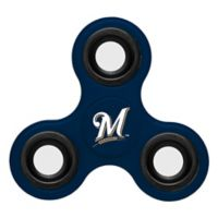 MLB Milwaukee Brewers 3-Way Diztracto Spinner