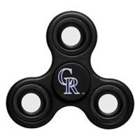 MLB Colorado Rockies 3-Way Diztracto Spinner