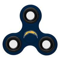 NFL Los Angeles Chargers 3-Way Diztracto Spinner
