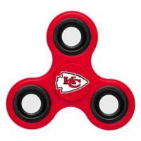 NFL Kansas City Chiefs 3-Way Diztracto Spinner