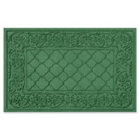 Weather Guard™ Rosalie 24-Inch x 36-Inch Door Mat in Light Green